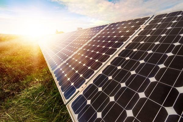 Solceller, en lysande idé